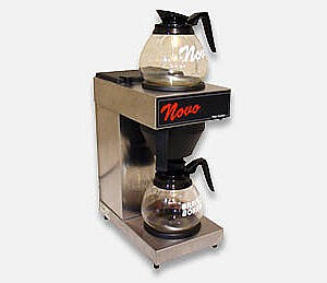 Koffiezetapparaat 2 kannen huren