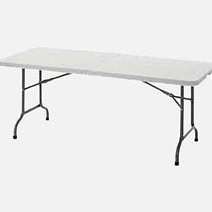 Lange tafel breed huren