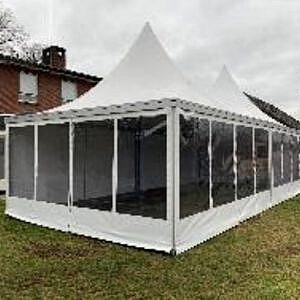 Luxe tent